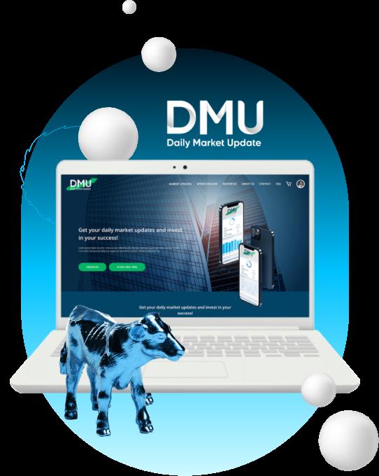 Header für Daily Market Update als Referenz für MARCIS GmbH